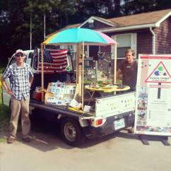 Hantport Pop-up Market July 4, 2015