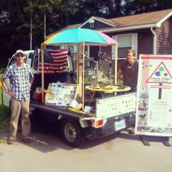 Hantport Pop-up Market July 4, 2015