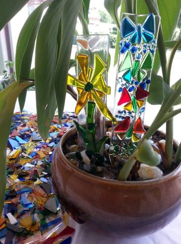 Make your own fused glass art